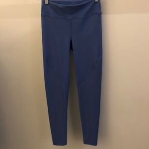 Koral Pants - Koral blue shiny legging, sz s, 70438